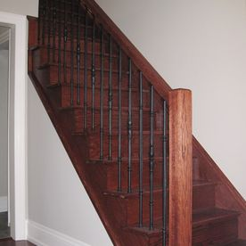 Staircase after.
